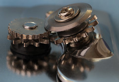 Kitchen Gears (arbyreed) Tags: arbyreed macromondays memberschoicefoundinthekitchen close closeup metal gears texture hmm machine simplemachine kitchenmachine
