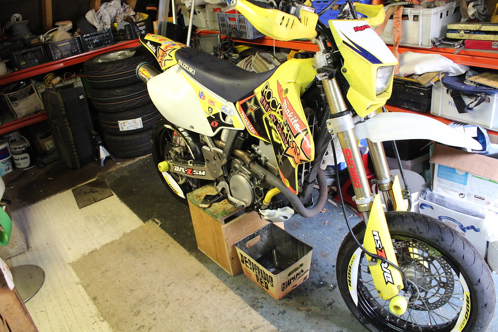 The World's most recently posted photos of drz and supermoto