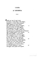 L'Invito a Lesbia Cidonia, by Lorenzo Mascheroni (heyesa.me) Tags: lorenzo mascheroni linvito lesbia cidonia math maths mathematician mathematics poem poet poetry italian