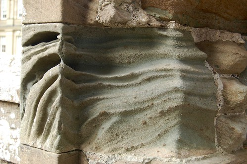 Sandstones at Culzean Castle
