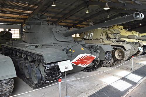 M48A3 Patton III – Kubinka Tank Museum