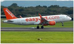 (Riik@mctr) Tags: manchester airport egcc gezoc airplane easyjet airbus a320 msn 6485