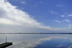 Weite (Don Bello Photography) Tags: sommer 2017 scandinavien inselærø ærø marstal balticsea ostsee wolken clouds himmel himmelsbilder morgenlicht morgenstimmung blauweiss ruhe silent stille bootssteg acdsee fz1000 panasonicphotographer panasonicfz1000 lumixphotographer lumixfz1000 donbellophotography reinhardbellmann donbello 50favorites 1000views 100favorites 3000views 2000views