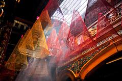 Coni di incenso (Valdy71) Tags: saigon vietnam hochiminh pagoda temple tempio travel valdy nikon color