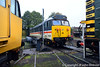 50031,50049, D4100 & 12099 at Kidderminster (28-10-2017) (blackwatch55013) Tags: 50031 class50 hood englishelectric svr kidderminster severnvalleyrailway 50049 d4100 09012 dickhardy 12099 class09 class11