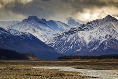 Teklanika River Valley (Dan King Alaskan Photography) Tags: teklanikariver denalinationalpark scenic alaska canon50d sigma150600mm