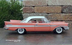 1957 Chrysler New Yorker Hardtop (JCarnutz) Tags: 124scale diecast danburymint 1957 chrysler newyorker