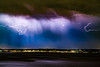 Re_Fulmini (BuzPhotography) Tags: flash flashes night lake garda italy lago fulmini fulmine clouds lightroom nuvole