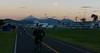 Sunset at the bicentenial park . Atardecer en el parque bicentenario (José X) Tags: sunset atardecer bycicle bicicleta man hombre park parque bicentenario quito ecuador sky cielo city ciudad