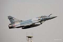 Décollage Mirage 2000 Armée de l'air 115-LE 2010-06-27 10-42-43 - Cambrai 26 juin 2010_212 mod et ret (vincent.lempereur) Tags: mirage~2000 arméedelair avion militaryaviation fighter 2000 chasseur airshow aircraft air plane military militaryfighter