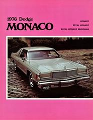 1976 Dodge Monaco 2-Door Hardtop