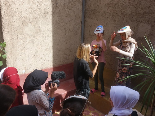 Pendant le tournage (4)
