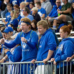 "<b>Football Game</b><br/> Homecoming Football game vs. Nebraska Wesleyan. October 7, 2017. Photo by Madie Miller.<a href=""http://farm5.static.flickr.com/4512/37484510240_3bf1453cb5_o.jpg"" title=""High res"">∝</a>"