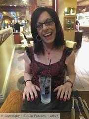October 2017 - Leeds First Friday (Girly Emily) Tags: lff leedsfirstfriday leeds cosmopolitan cosmo crossdresser cd tv tvchix trans transvestite transsexual tgirl tgirls convincing feminine girly cute pretty sexy transgender boytogirl mtf maletofemale xdresser gurl glasses