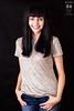 Greta (mkarwowski) Tags: girl woman studio flash blackbackground canon eos 80d canoneos80d eos80d ef 40mm f28 stm canonef40mmf28stm ef40mmf28stm yongnuoyn568exii smile teeth