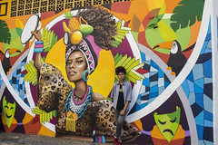 Nós podemos Tudo (Lídia Viber) Tags: taisaraujo wecandoit graffitigirl writers streetart urbangallery minasdeminascrew viber krol musa nica carmenmiranda graffiti art artists brasil calle callejeras silvclapp