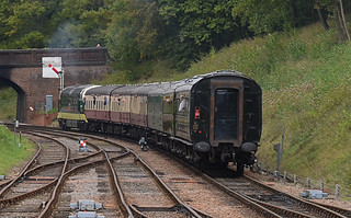 Deltic to East Grinstead