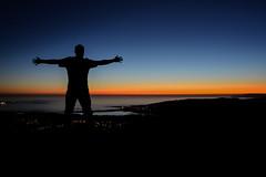 Sun, where did you go? (Alberto Va) Tags: galicia galiciacalidade discoveringgalicia galicianature sunset sunsetcolours magichour monteopindo coast sea mountains costadamorte