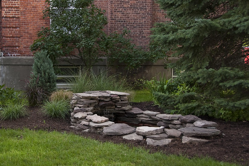 Tribute Garden in Albany
