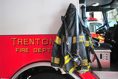 Trenton Fire Department Rescue 1 (Triborough) Tags: nj newjersey mercercounty trenton tfd trentonfiredepartment firetruck fireengine rescue rescue1 eone