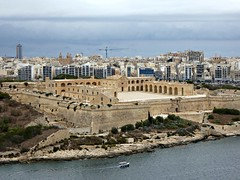 Fort Manoel (Linda DV (away)) Tags: lindadevolder lumix geomapped geotagged travel europe malta 2017 mediterraneansea island sliema valletta ribbet