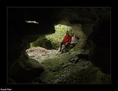 Entrée de la Grotte du Fond de la Vau n°1 - Ornans (francky25) Tags: entrée de la grotte du fond vau n°1 ornans franchecomté doubs