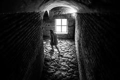 Alley in Hagia Sophia (Mustafa Selcuk) Tags: hagiasophia istanbul turkey blackandwhite bnw bw siyahbeyaz monochrome monochromatic fujifilm xpro2 16mm street streetshooter streetphotography streetphotographer travel noiretblanc
