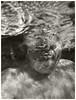 Me 2017 #67; Submerged (hamsiksa) Tags: water freshwater pools swimmingpools swimming blackwhite portrait environmentalportrait selfportrait refletion bubbles man oldman age aging oldmenarebeautiful male submerged underwater underwaterphotography