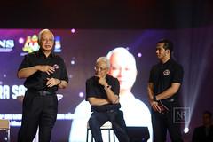 Majlis Malam Gala Varsity Entrepreneurship Skills & Talents (VEST) 2017. Dewan Canselor Tun Abdul Razak (DECTAR), UKM, Bangi, Selangor. 15/10/2017.