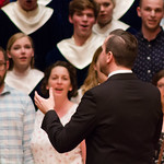 "<b>Homecoming Concert</b><br/> The 2017 Homecoming Concert, featuring performances from Concert Band, Nordic Choir, and Symphony Orchestra. Sunday, October 8, 2017. Photo by Nathan Riley.<a href=""//farm5.static.flickr.com/4512/37707337436_9e587c5dc9_o.jpg"" title=""High res"">∝</a>"