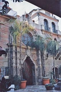 Riverside California ~  Mission Inn Hotel & Spa ~ Historic Building