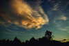 Sky light (Kevin_Jeffries) Tags: cloud colour nikond800 kevinjeffries skyscape landscape nature skylight silhouette new newzealand dusk iso50 nikonfxshowcase naturaleza camera