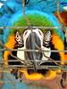 Macaw (markb120) Tags: bird fowl flyer flier plumage feathering feather coverts coat dress beak bill pecker rostrum neb nib animal fauna eye head parrot macaw