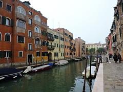 Rio de San Girolamo, Venice