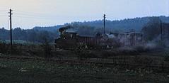 Feldbahn on mock-up freight. (gearlok) Tags: poland pkp bydgoskowyrzyskiekolejedojazdowe bialosliwie