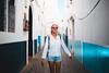 Francesca (Leo Hidalgo (@yompyz)) Tags: أصيلة aṣīla assilah marruecos المغرب almaġrib morocco people fun trip travel girl portrait