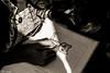 Libertad (Lara Carro) Tags: dibujo draw girl kid niña blackandwhite blancoynegro sombra shadow marcha santiagomaldonado