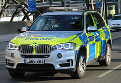 LG66 ZHZ (Ben - NorthEast Photographer) Tags: metropolitan police bmw x5 driving lambeth fire station