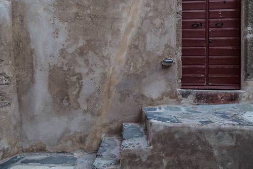 Monemvasia stairs