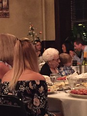 """Adeline Spejcher and Paul at Emily and Joe's Rehearsal Dinner • <a style=""""font-size:0.8em;"""" href=""""http://www.flickr.com/photos/109120354@N07/37953319411/"""" target=""""_blank"""">View on Flickr</a>"""