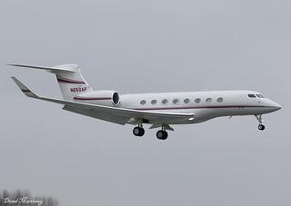 Vulcan Aircraft Inc. G650 N650AF