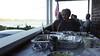 Dinner On The Porch (Joe Shlabotnik) Tags: galaxys5 verne july2017 patc higginsbeach 2017 maine rich everett cameraphone nancy