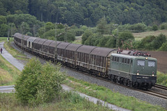 D BYB 140 438-3 Harrbach 13-09-2017 (peters452002) Tags: peters452002 bahn bayern br140 duitsland ferrovia germany harrbach jalalspagestransportationalbum lokomotive lokomotief locomotive badbentheim eisenbahn etrain elok e5 railways railway railroad railroads rail trains train trein treinen twop transportation spoor spoorwegen