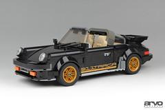 911 Targa Black & Gold (The Arvo Brothers) Tags: porsche 911 carrera targa arvo brothers