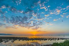 Sortida de sol - El meu particular somni matinal - 2017 (Pep Aguadé) Tags: sortidadesol sortidasol deltadelebre mar sol cel ocells núvols albada lodelta provtarragona pepaguadé nikon matinada catalunya catalonia cataluña natura nature naturaleza