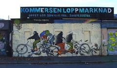 Thag Hon (rotabaga) Tags: sverige sweden göteborg gothenburg graffiti gatukonst pentax k5 kommersen linnéstaden