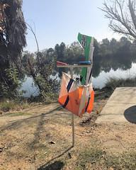 022 Crash Landing (saschmitz_earthlink_net) Tags: 2017 california longbeach eldorado orienteering laoc losangelesorienteeringclub losangeles losangelescounty eldoradoeastregionalpark park parks