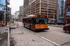 Winnipeg Transit (awstott) Tags: 937 bus d30lf newflyer winnipeg new flyer winnipegtransit transit