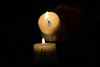 .Every time I close my eyes. (FotoGraefin Natalie) Tags: church candlelight candlelit black hope hoffnung kerzenlicht