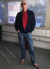 Me (Roy Richard Llowarch) Tags: royllowarch royrichardllowarch llowarch clothes clothing men mensfashion menswear levi levis fp fredperry shoes jeans polos poloshirts cardigan cardigans fashion people oldguysrule england english casual mod retro retromod mods unionjack unionjacks deliciousjunction englishman englishmen british uk